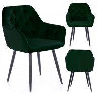 CHAIR HOM ARGENTO D.GREEN