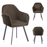 CHAIR HOM TRENTO BROWN