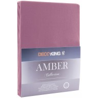 FITTED AMBER PLUM