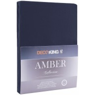 FITTED AMBER NAVYBLUE