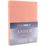 FITTED AMBER PEACH