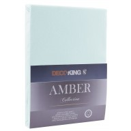FITTED AMBER FROZENBLUE