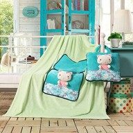 KOC CUTIES LIGHTGREEN PIG