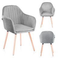 CHAIR HOM LACELLE BEIGE