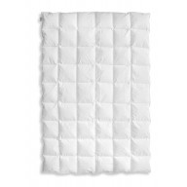 Kołdra Puchowa Standard 180x200 letnia biała
