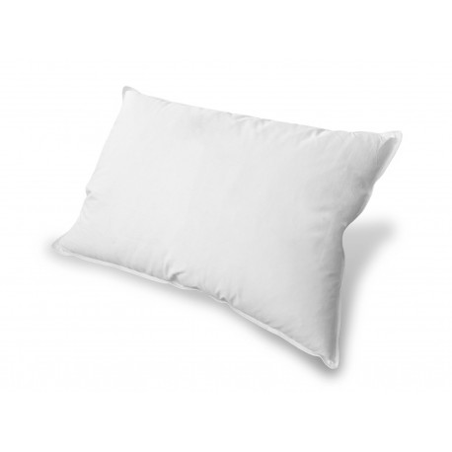 Poduszka Standard puch i pierze 40x40 wysoka biała